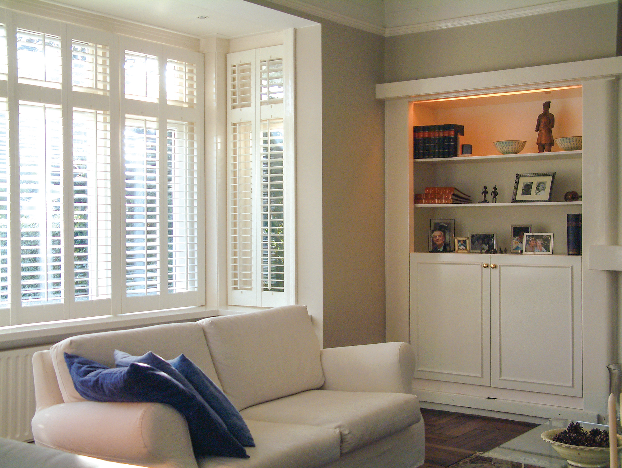 bay window shutter quote