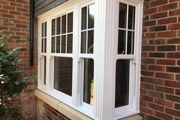 an image showing that we fit upvc replacement ecoslide windows in Fulham