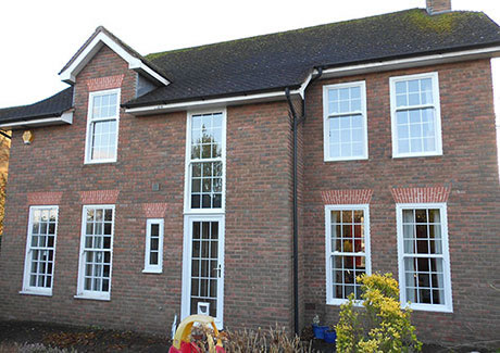 we install sash windows throughout Earlsfields