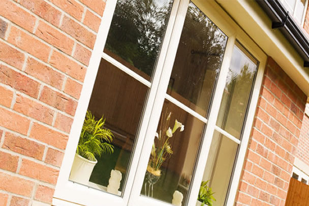 an image link to the different upvc casement windows we install in Fulham