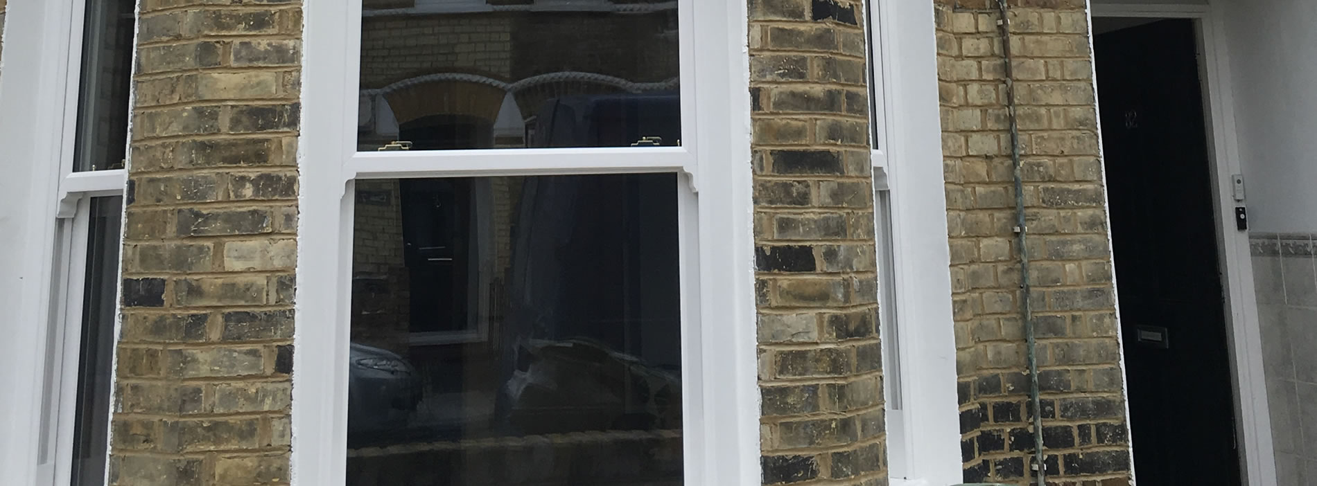 we install sash windows in south london and sussex